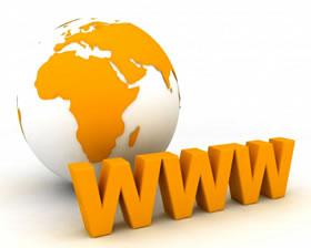 Alto crecimiento en cantidad de dominios web