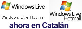 hotmail live en catalan