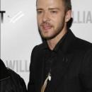 Justin Timberlake con barba y un look muy casual en la semana de la moda en Nueva York