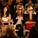 Las ex amigas Paris y Kim juntas en la semana de la moda en Nueva York