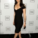 Lucy Liu en la semana de la moda en Nueva York