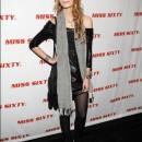 Misha Barton en show de Miss Sixty en Nueva York