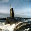 submarino nuclear británico