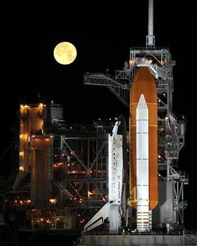 discovery transbordador espacial, lanzamiento de la NASA