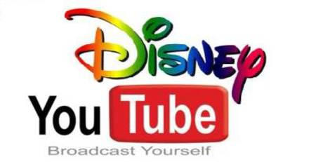 Disney y Youtube