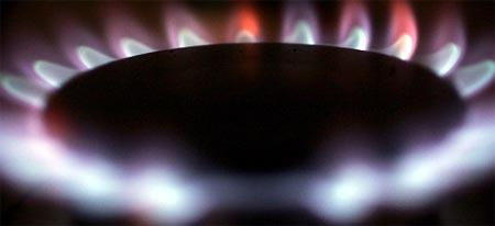 gas natural para estufas antiguas