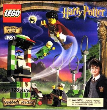videojuego en lego de harry potter
