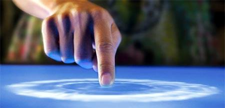 microsoft surface, multitactil, facil de usar y practica