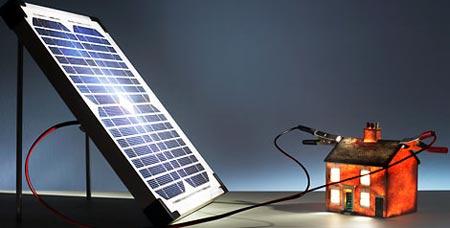 paneles solares, energia solar para el hogar