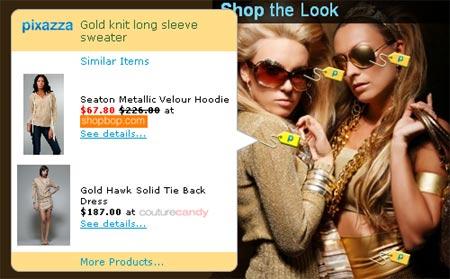 modelos sexy en publicidad contextual