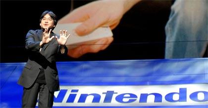 Presidente de Nintendo Satoru Iwata