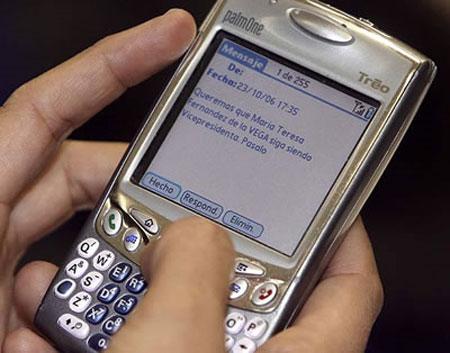 Los SMS