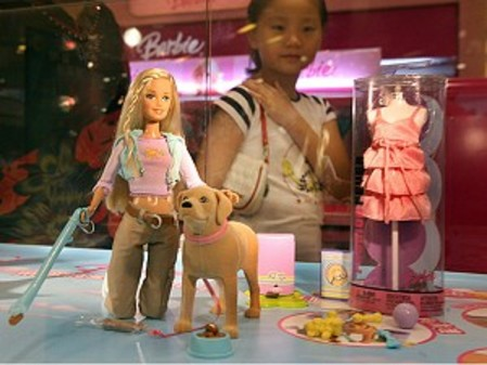 Sucursal de Barbie en China