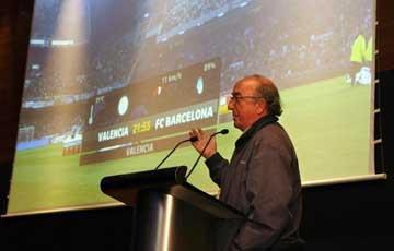 Fútbol en alta definición en los cines de España