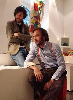 Paul García de Oteyza y Marcos de Nicolás