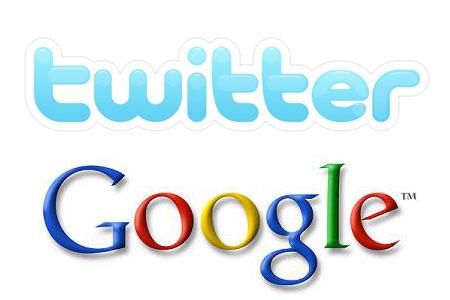 Fusión de Google y Twitter