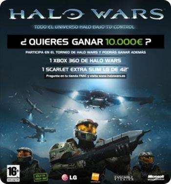 Torneo de Halo Wars