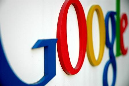 logo colorido de google