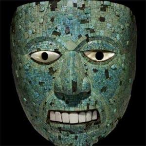 mascara del periodo azteca