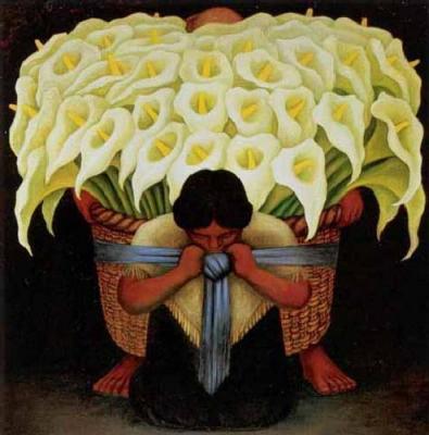 Obra de arte mexicana