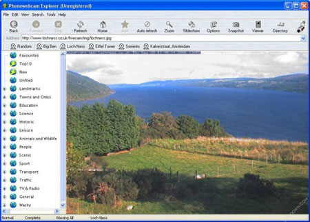 PhoneWebCam Explorer 3.5