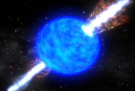 Explosión de rayos gamma