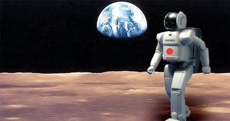 Robot con movimientos humanos Japones irá a la Luna en 2020