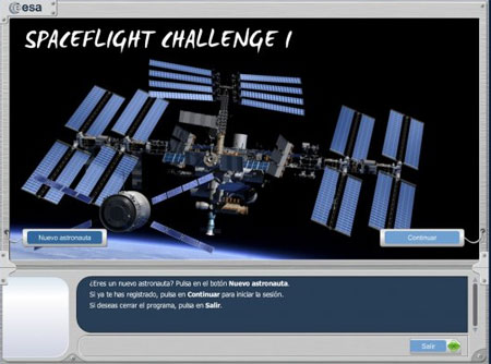 Spaceflight Challenge I