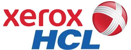 xerox y hcl firmarn acuerdo para trabajar en conjunto