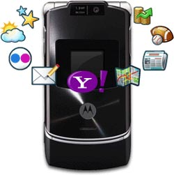 Lanzan Yahoo!Mobile