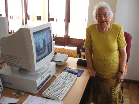 Muere a los 97 años la abuelita bloggera