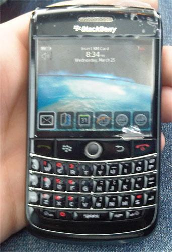 BlackBerry Onix