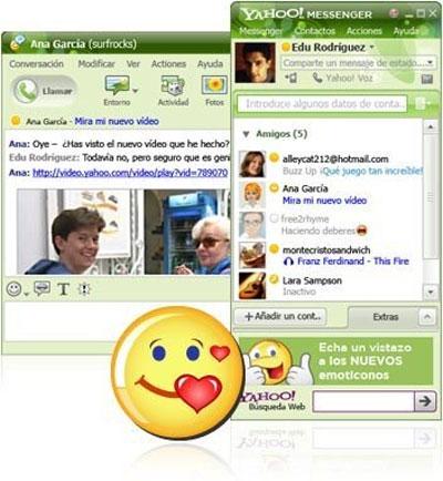 Yahoo! Messenger 9.0.0.2136