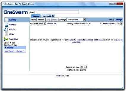 Oneswarm para descargar gratis