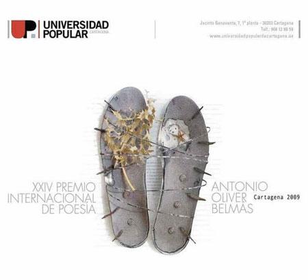 XXIV Premio Internacional de Poesía Antonio Oliver Belmas