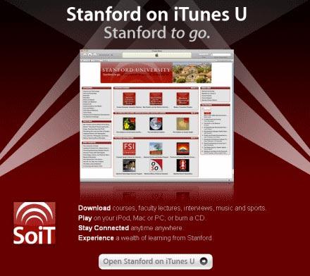 Programacion de aplicaciones del iPhone por la universidad Standford