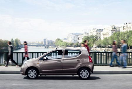 Nuevo Suzuki Alto