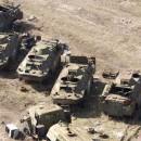 Tanques inservibles utilizados en el suceso nuclear de chernobyl