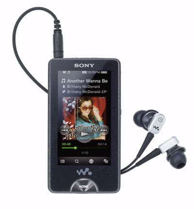 Walkman-X