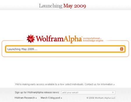 nuevo buscador Wolfram Alpha