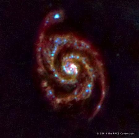 Galaxia Whirpool
