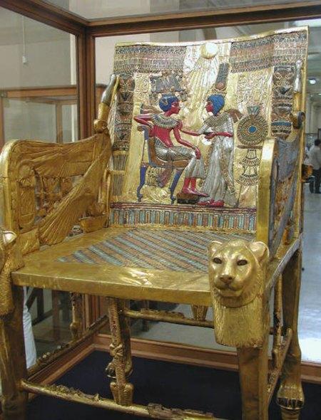 Piezas egipcias
