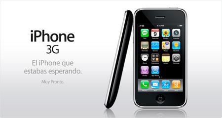 Nuevo iPhone 3G S