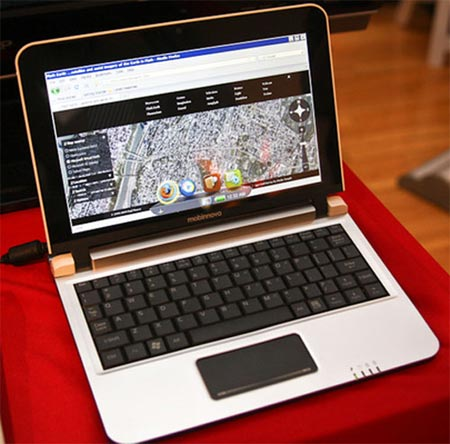 Nueva netbook de NVIDIA