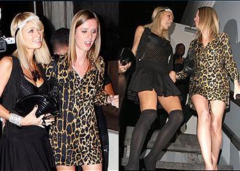 Paris Hilton en una fiesta de lesbianas - Blogy Famosos