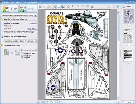 Descarga gratis de ABBYY PDF Transformer