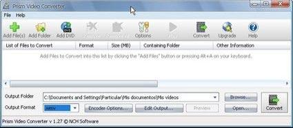 Prism AVI/Video Converter 1.27