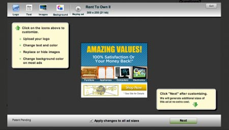 Yahoo! My Display Ads