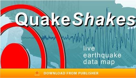 QuakeShakes para monitorear sismos