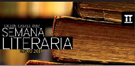 XXV Concurso de Poesía Centro Cultural Castel Ruiz